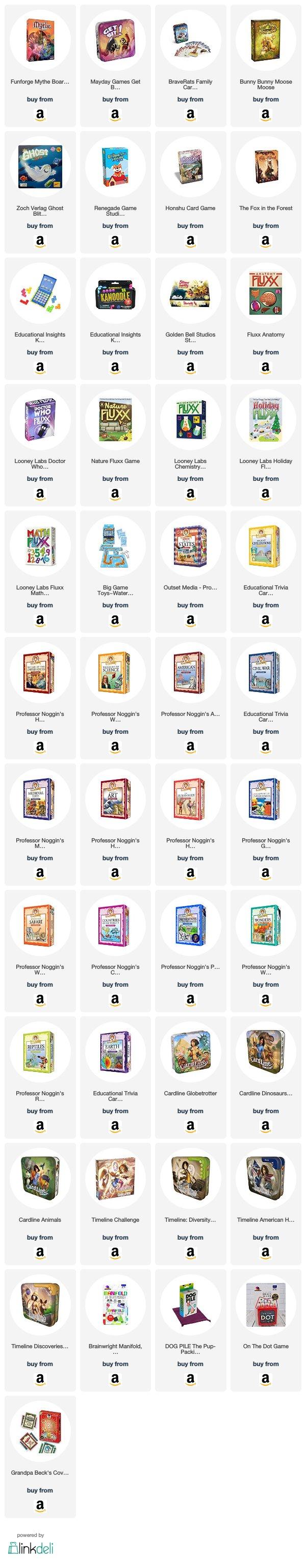 30+ Stocking Stuffer Game Ideas For Kids